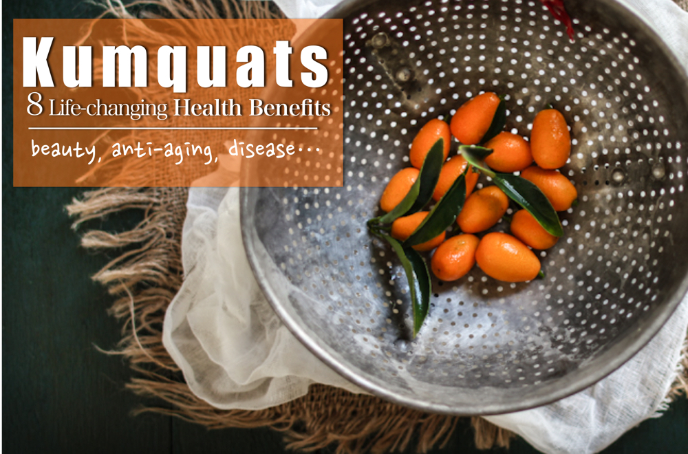 8 kumquat health benefits - bowl of kumquats