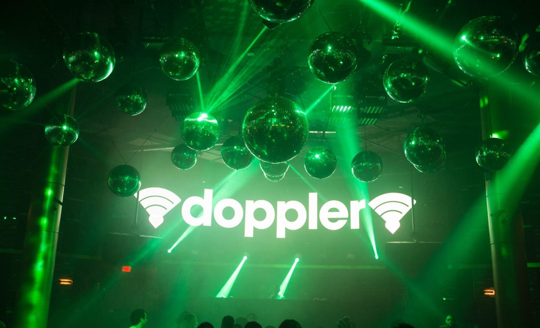 doppler launch party