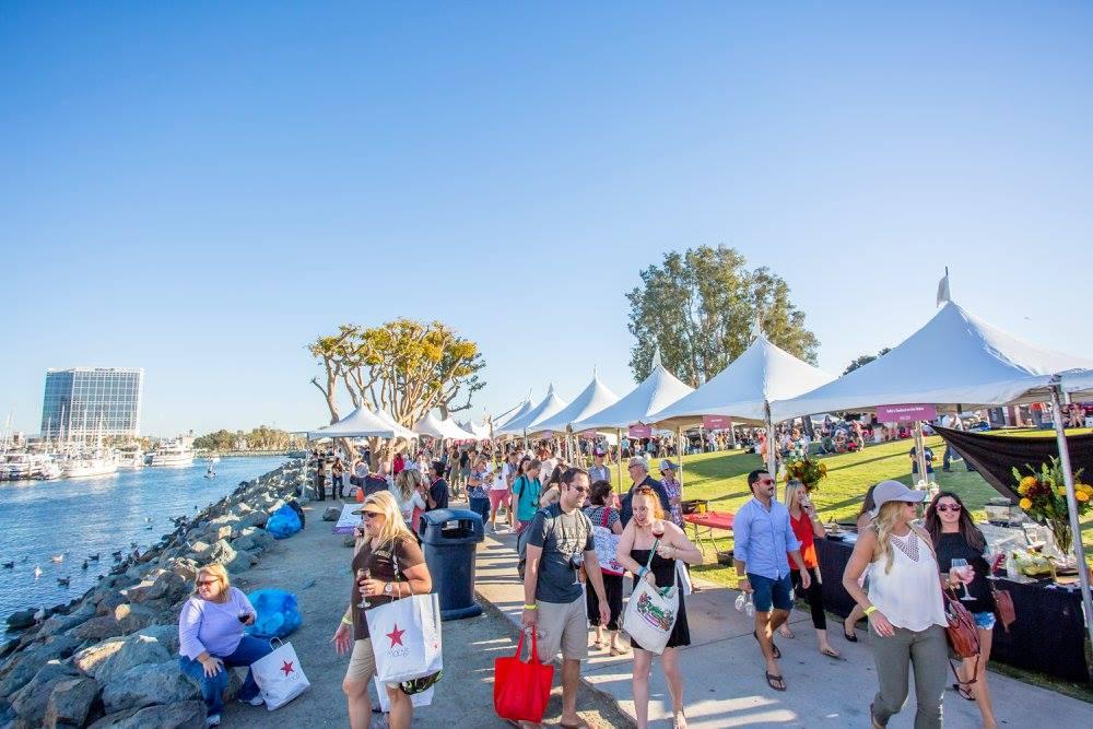 San diego bay wine festival nubry7
