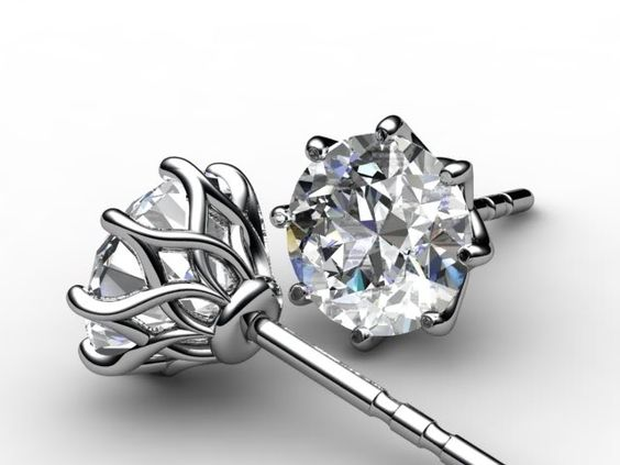 diamond stud earrings how to buy