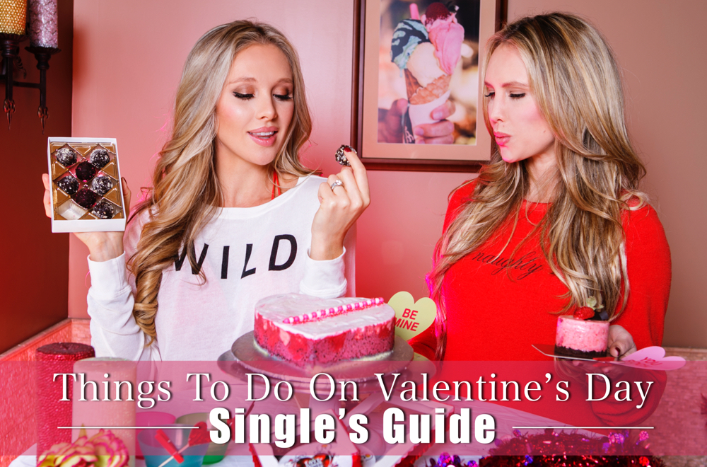 things to do on Valentine's Day - San diego singles guide