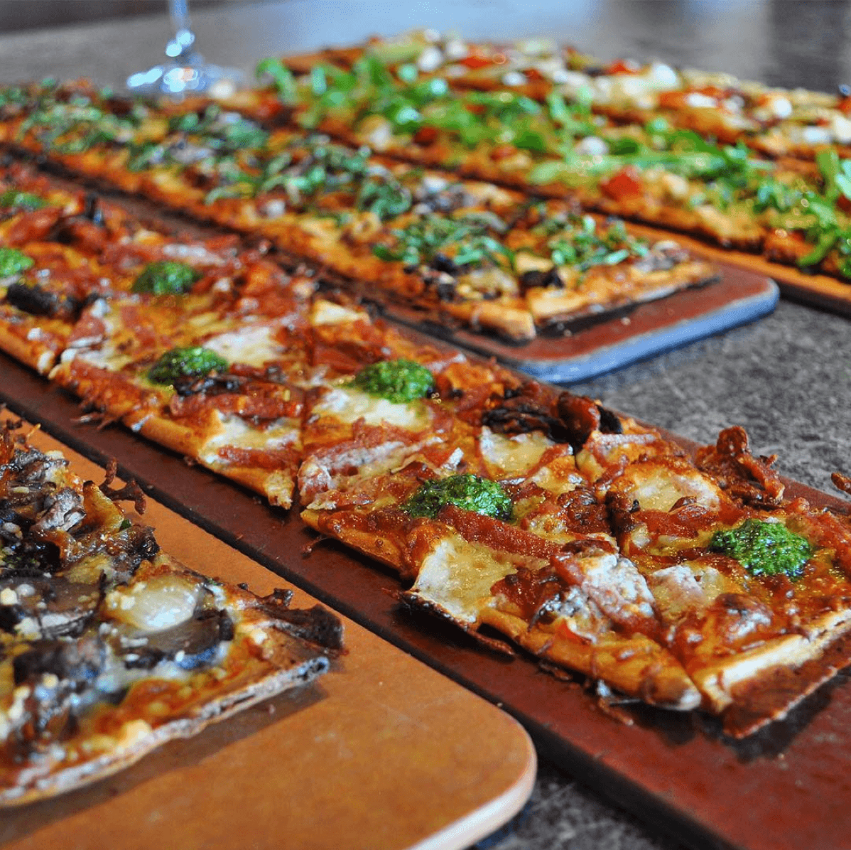 free seasons 52 flatbread - san diego