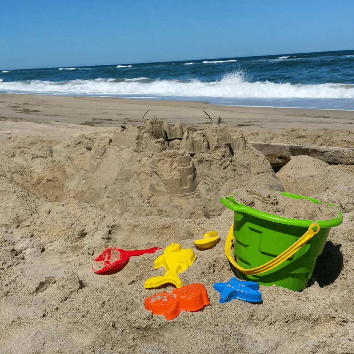 sand castle toys - geppettos toys