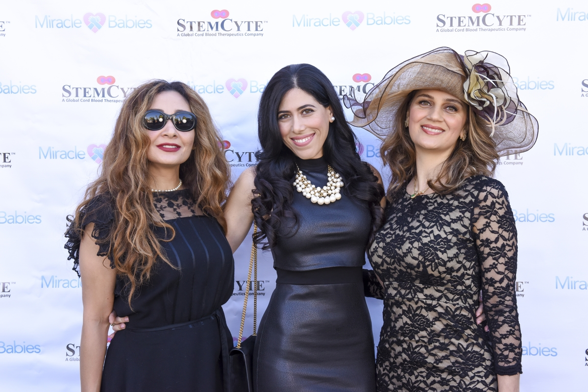 MiracleBabies ladan mortazavi neda breakfast at tiffany