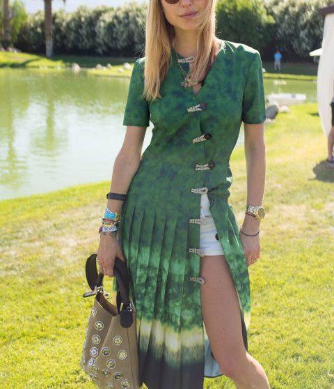altuzarra spring summer 2016 tie dye dress