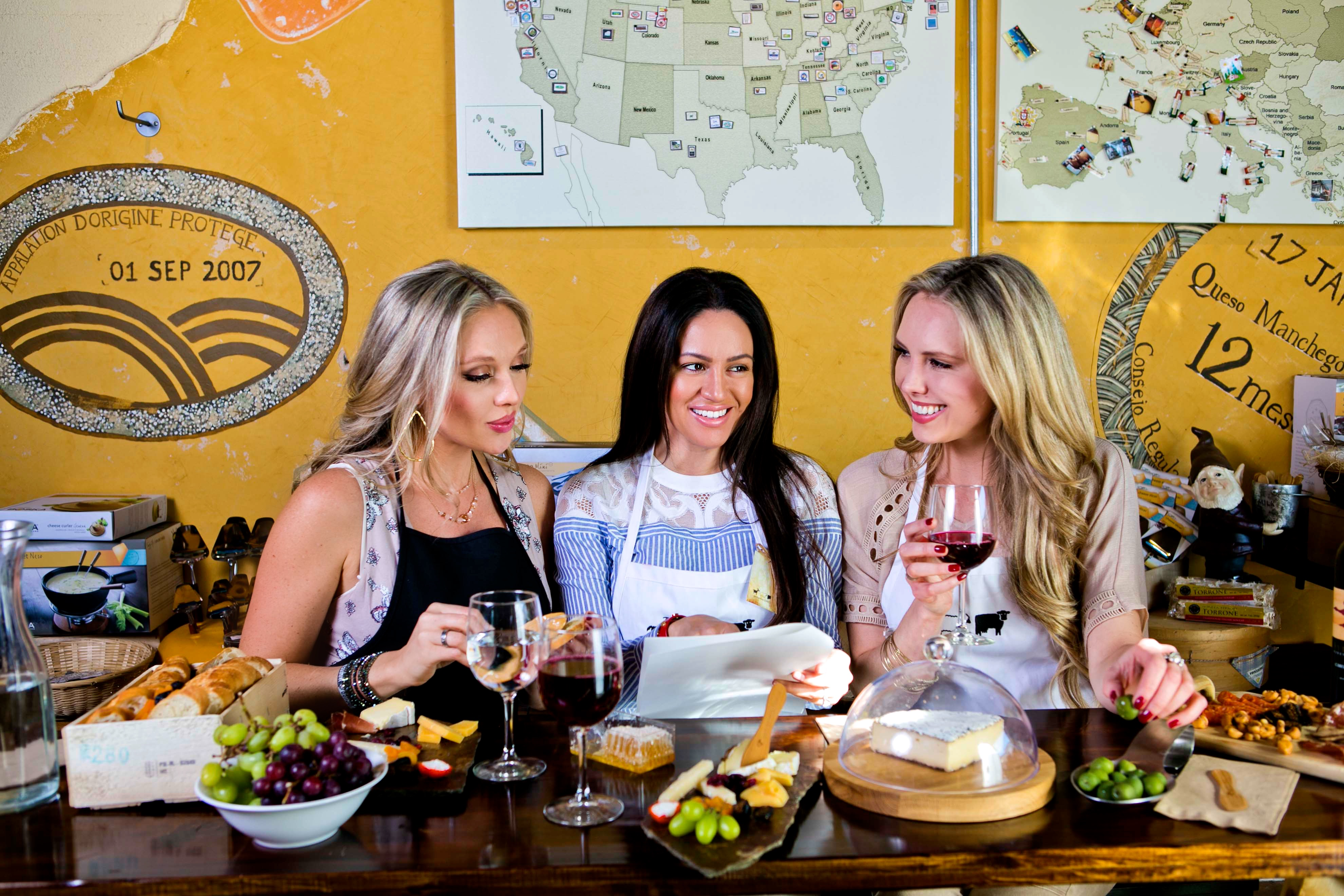 Cheese and wine pairings and cheese tips for dummies