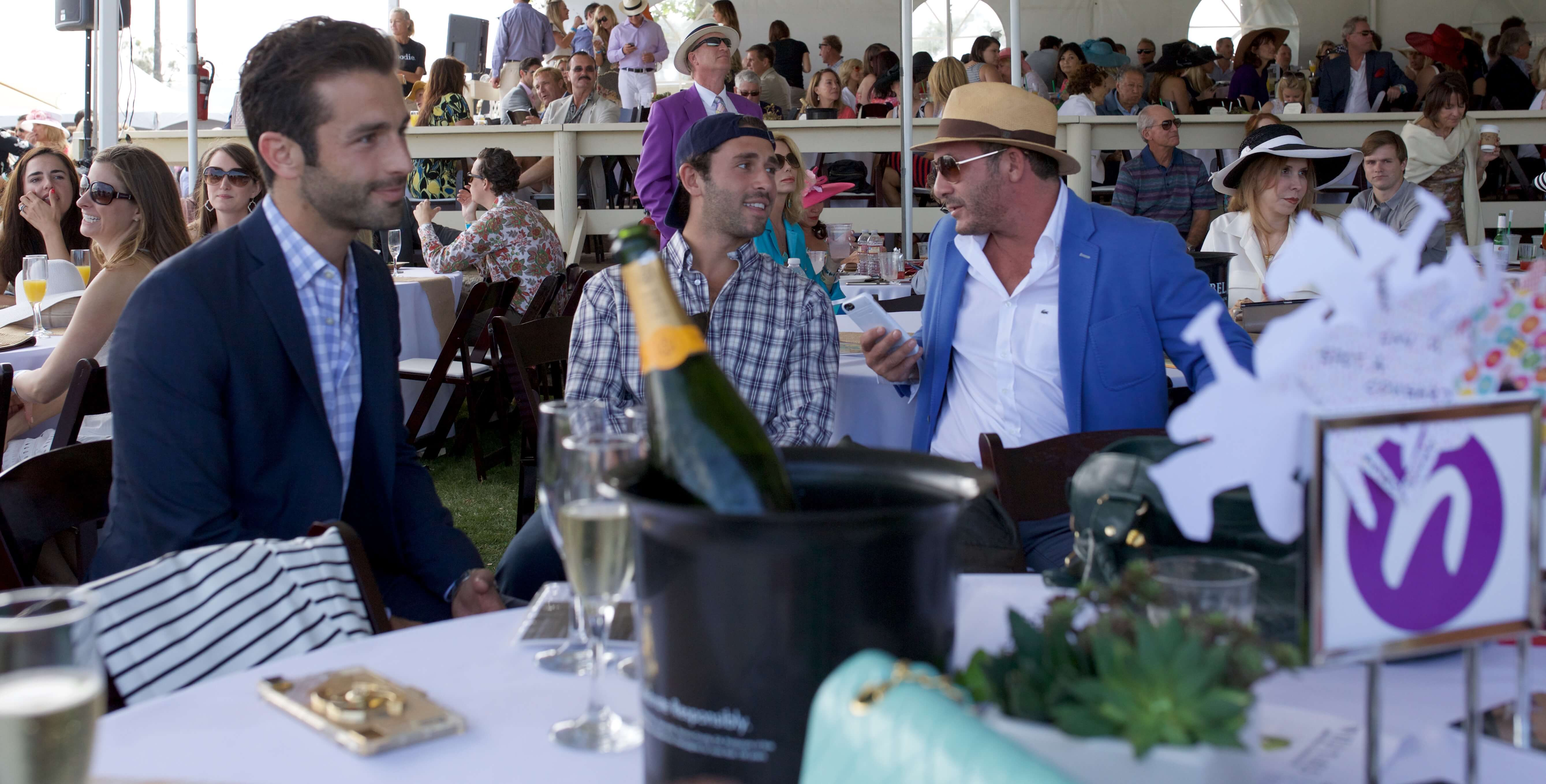 what To wear Opening Day Polo San Diego and Veuve Clicquot 14