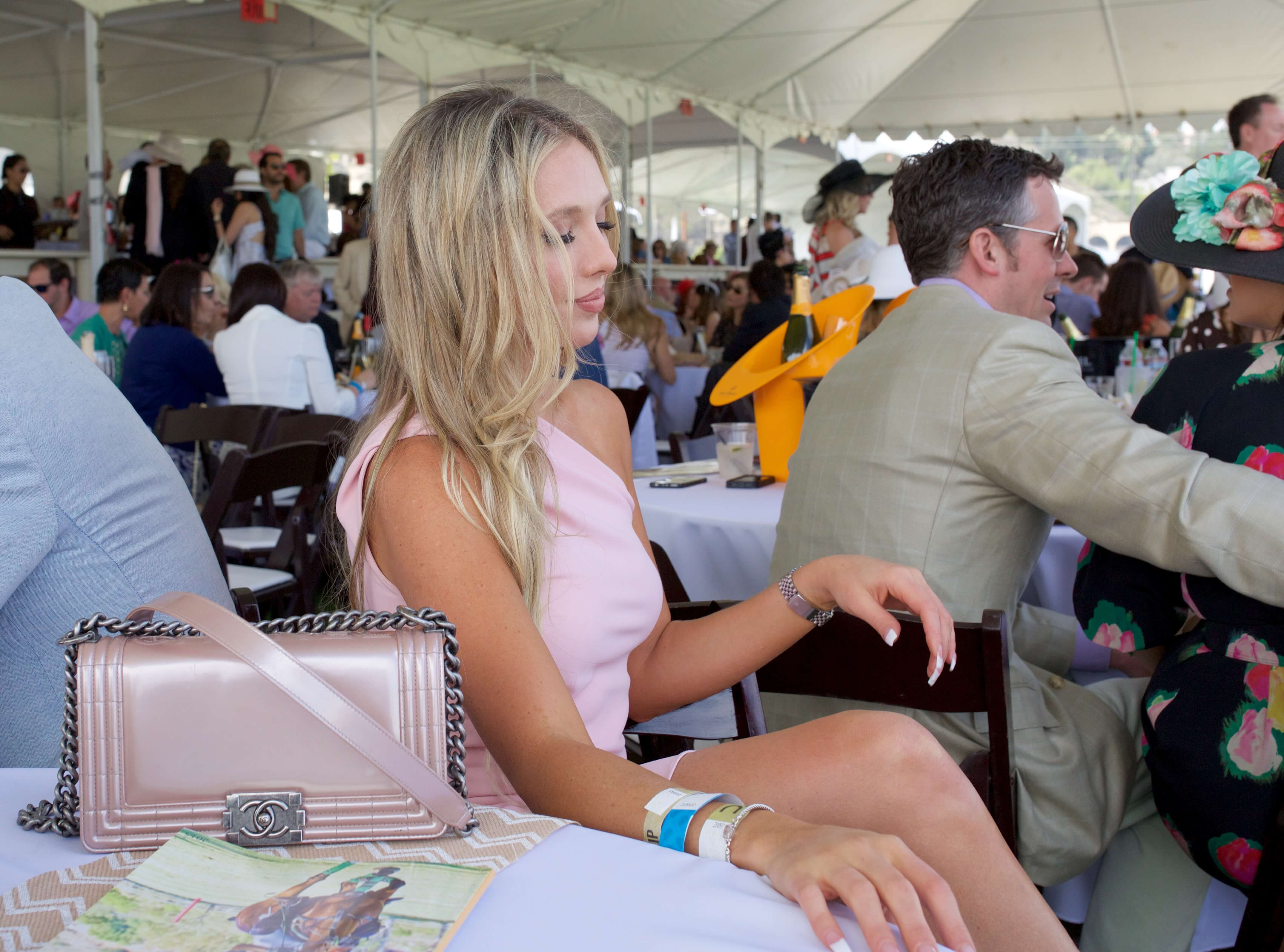 what To wear Opening Day Polo San Diego and Veuve Clicquot 20