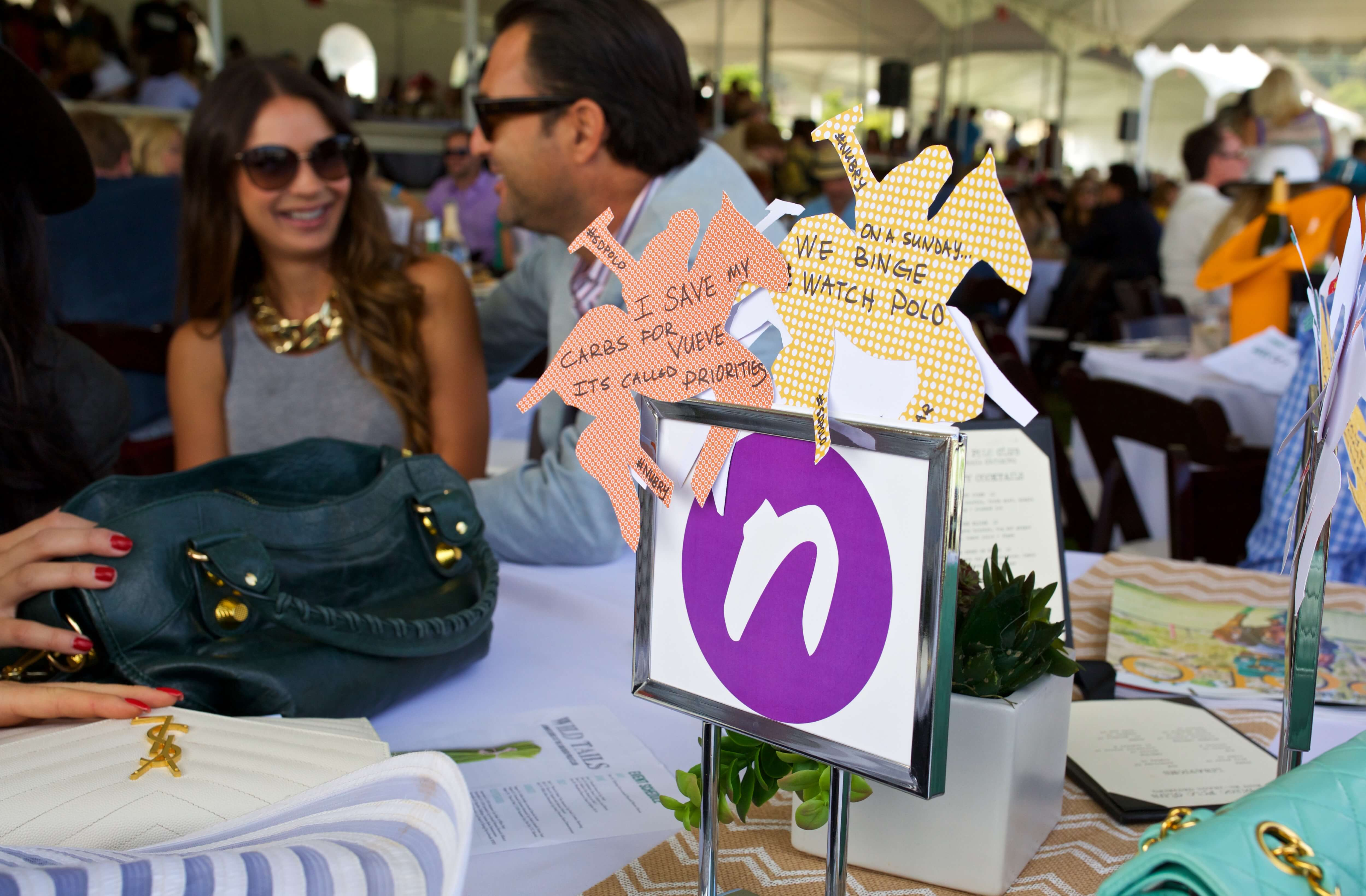 what To wear Opening Day Polo San Diego and Veuve Clicquot 21
