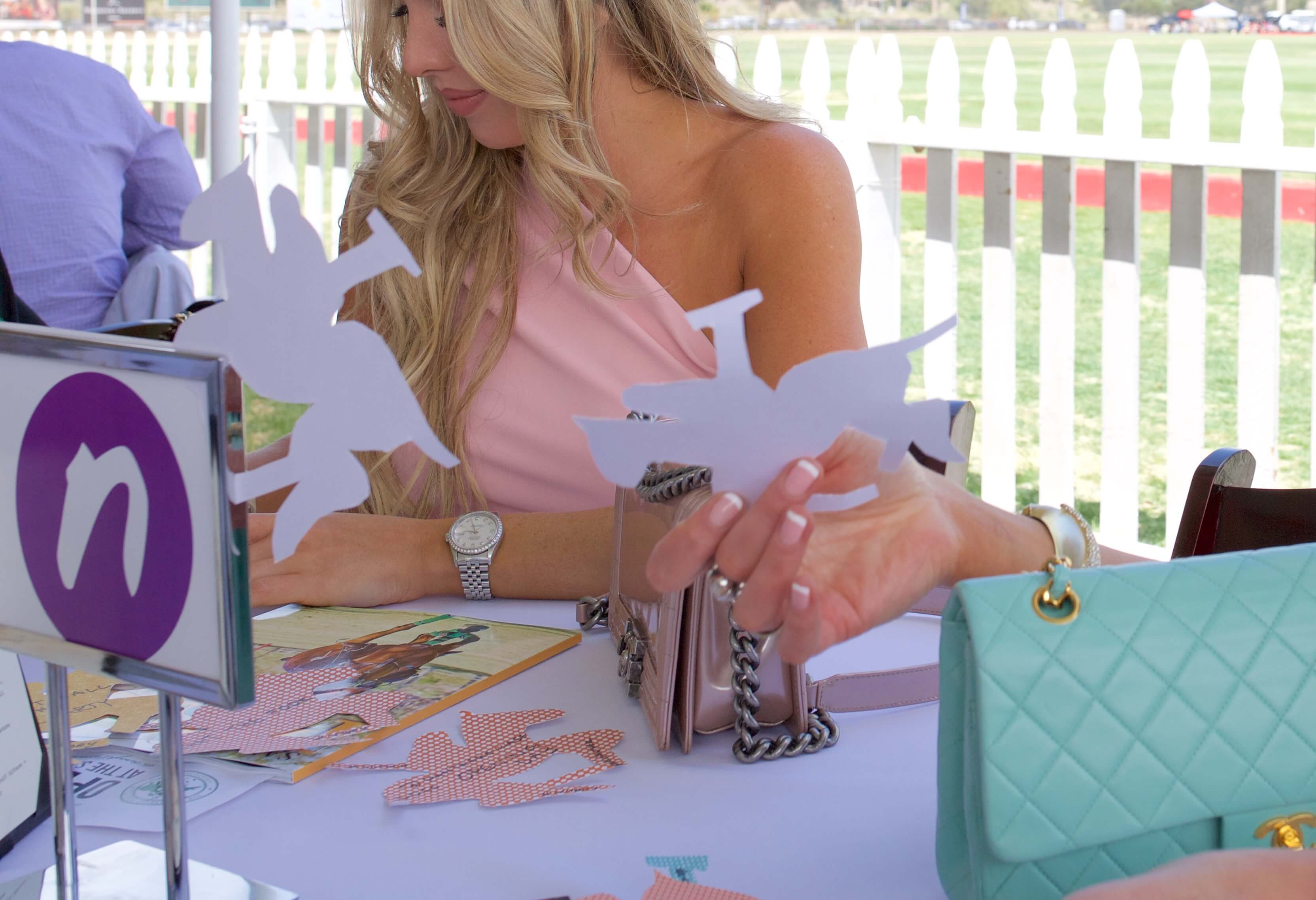 what To wear Opening Day Polo San Diego and Veuve Clicquot 28