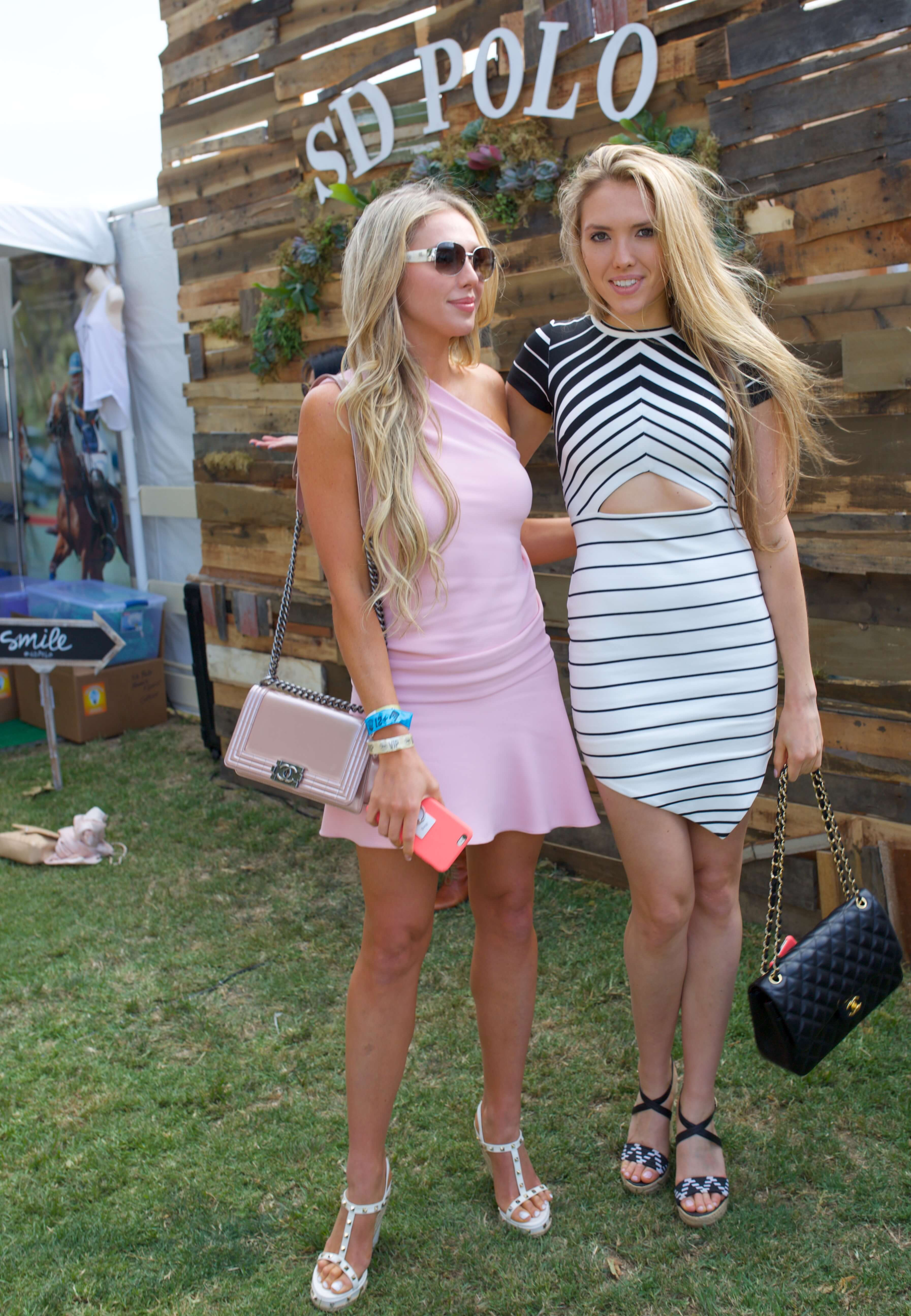 what To wear Opening Day Polo San Diego and Veuve Clicquot 9