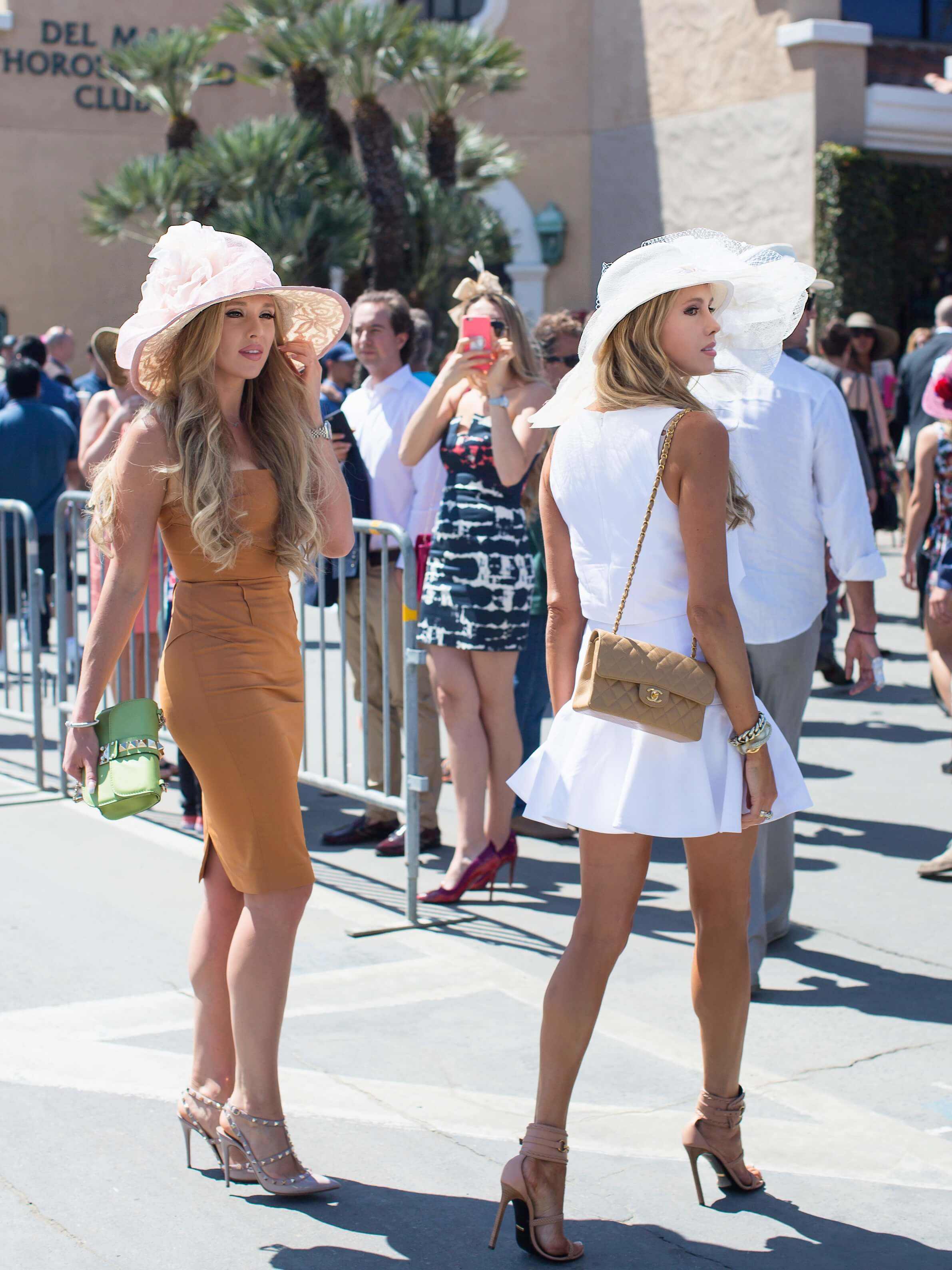 What to wear Opening Day Del Mar Races 1