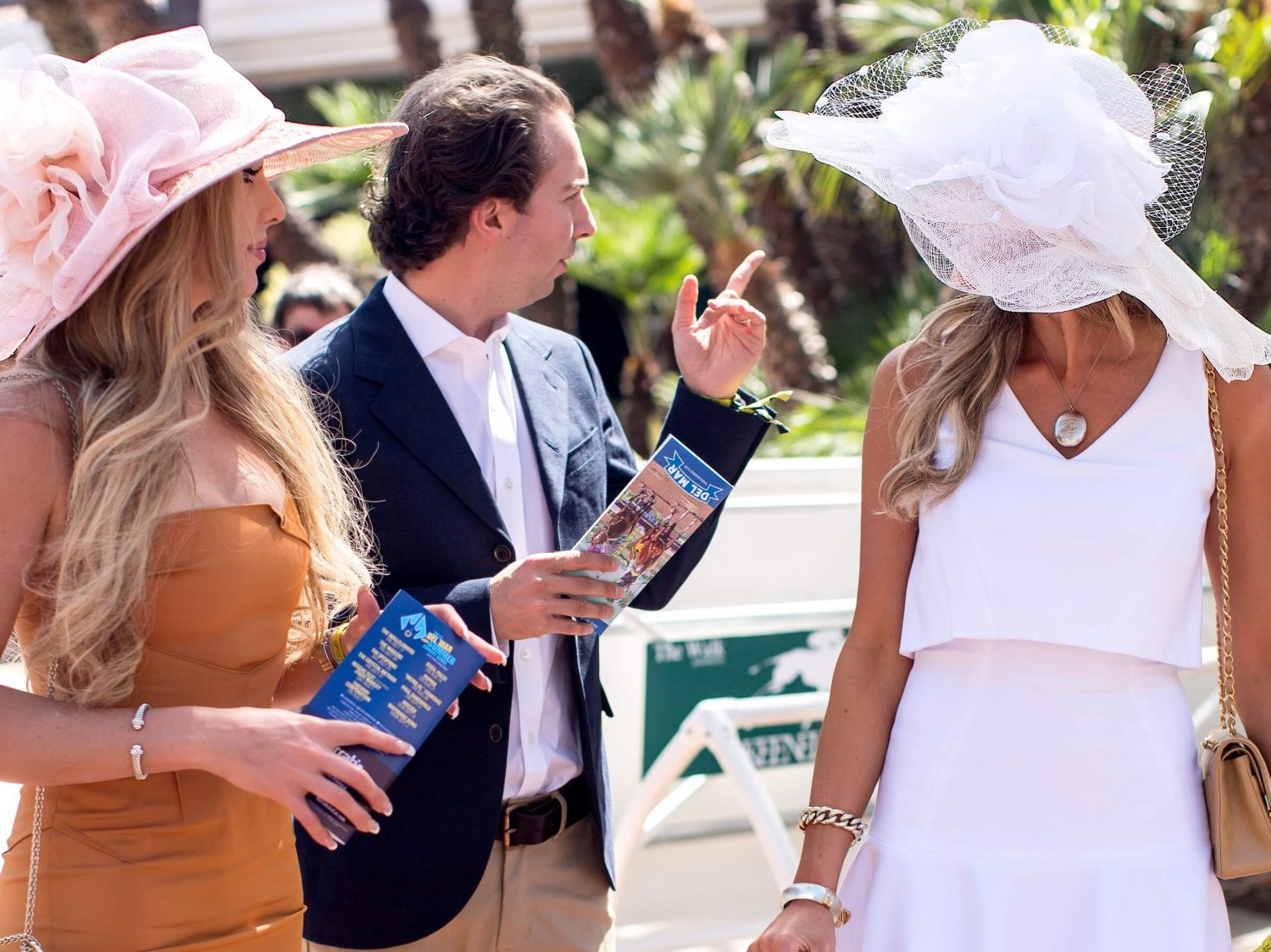 What to wear for men Opening Day Del Mar Races 2016