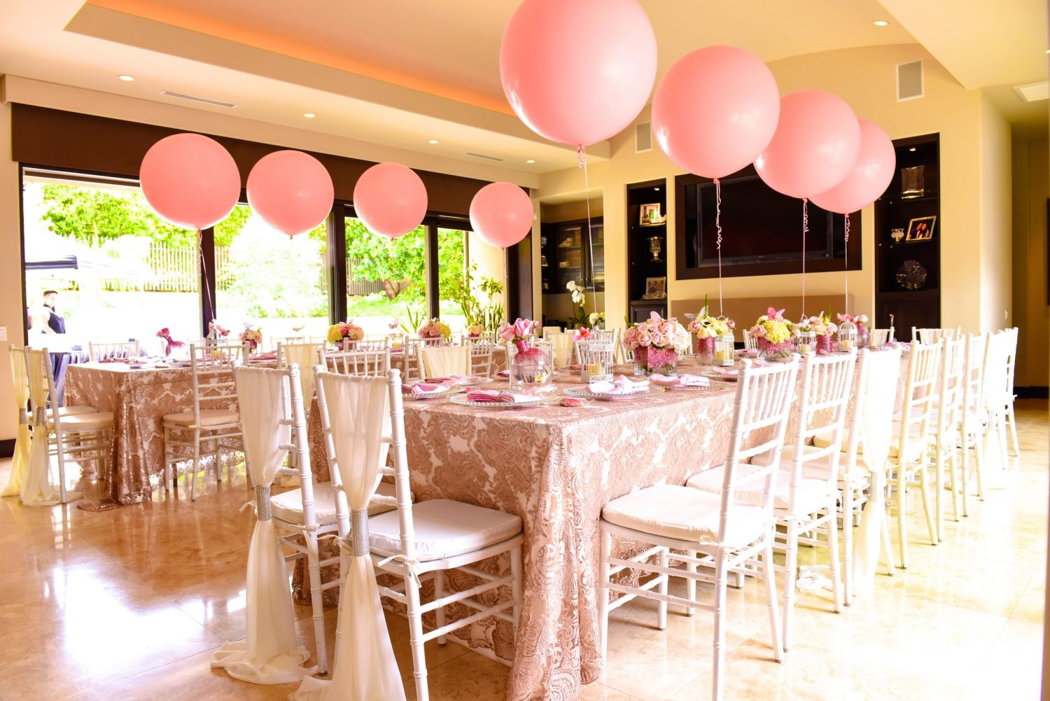 girl baby shower - how to plan 1