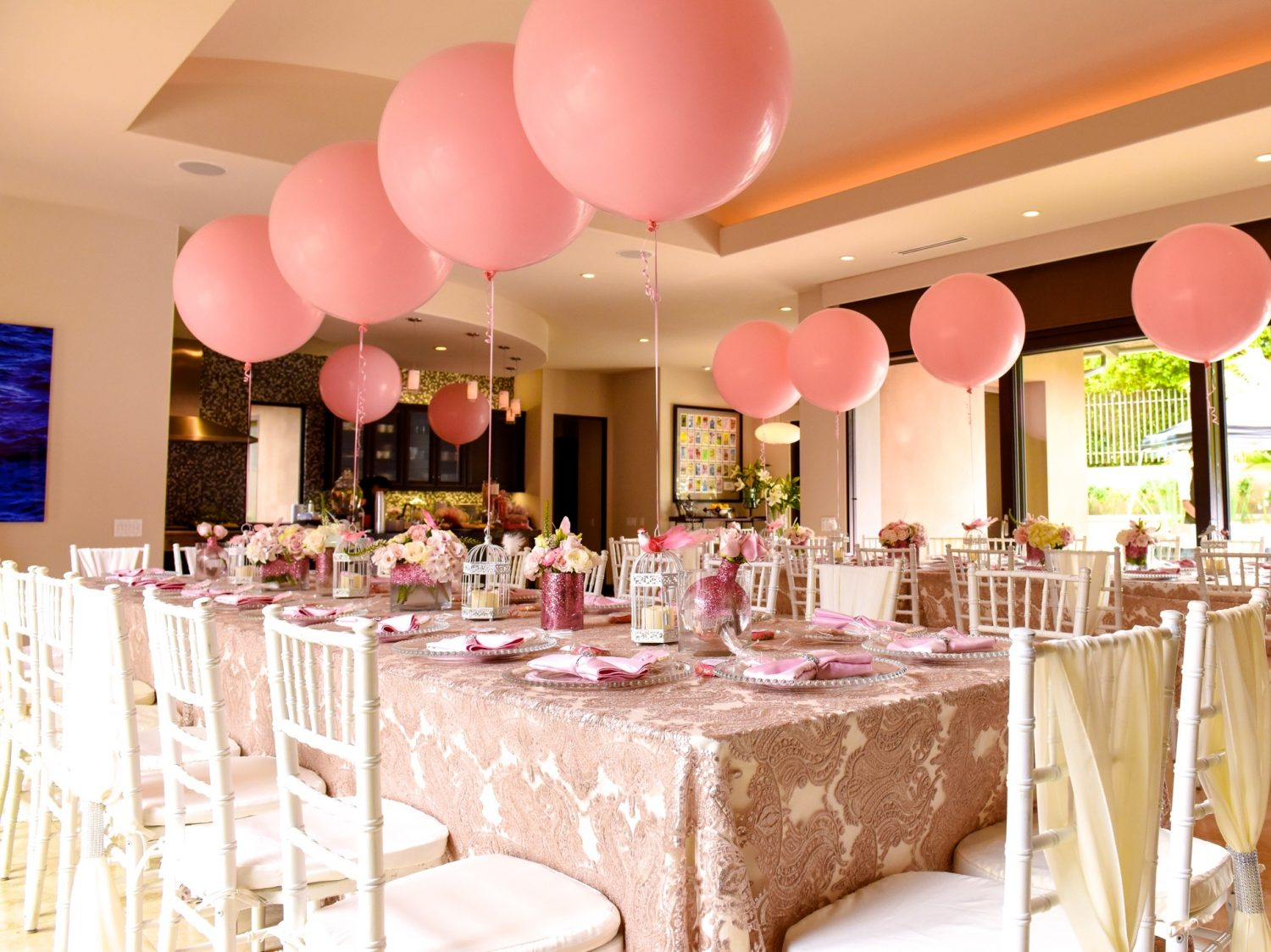 girl baby shower - how to plan