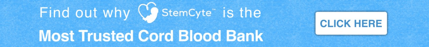 stemcyte #1 cord blood bank