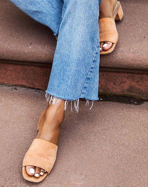 slide sandals for summer