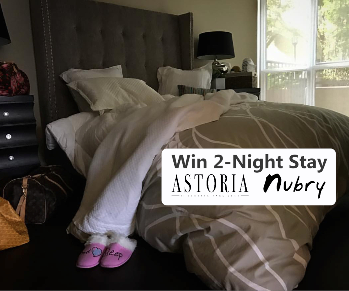 Astoria at Central Park West Apartments x Nubry Giveaway