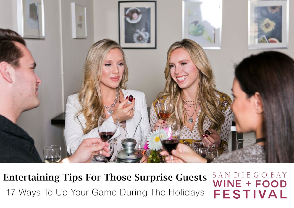 up your entertaining game for the holidays