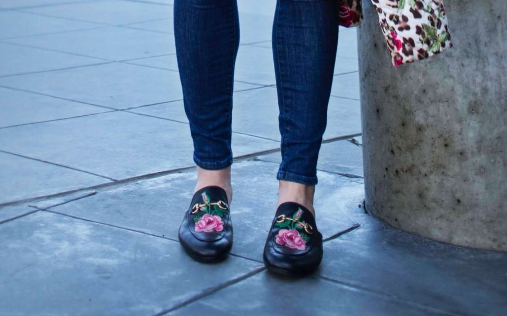 gucci rose mules - princetown slippers 2017 x nubry