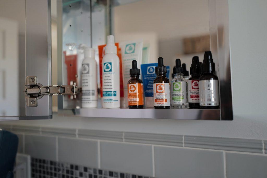 Clean skincare line - OZNaturals